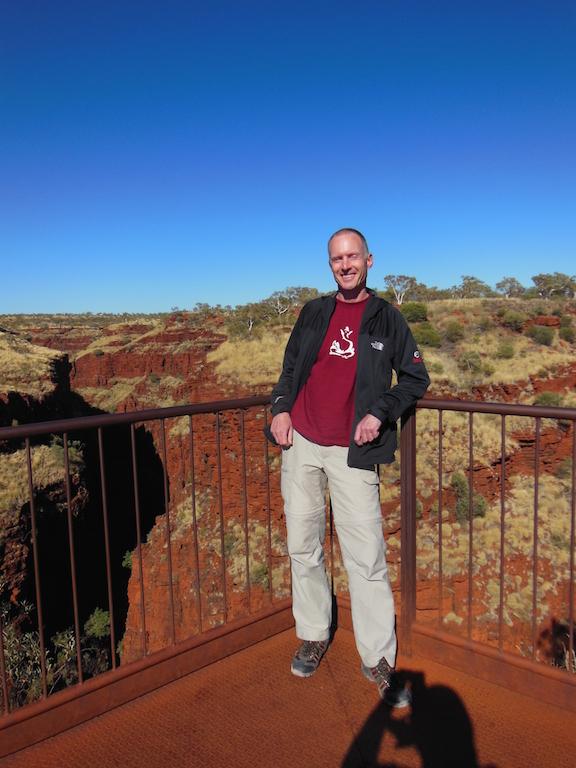 übermich - Karijini NP - Westaustralien - Australien - reisesprung - Stefan Mahler