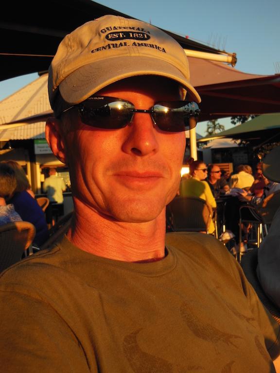 übermich - Riesensprung - Stefan Mahler - Broome - Sonnenuntergang - Australien - Westaustralien