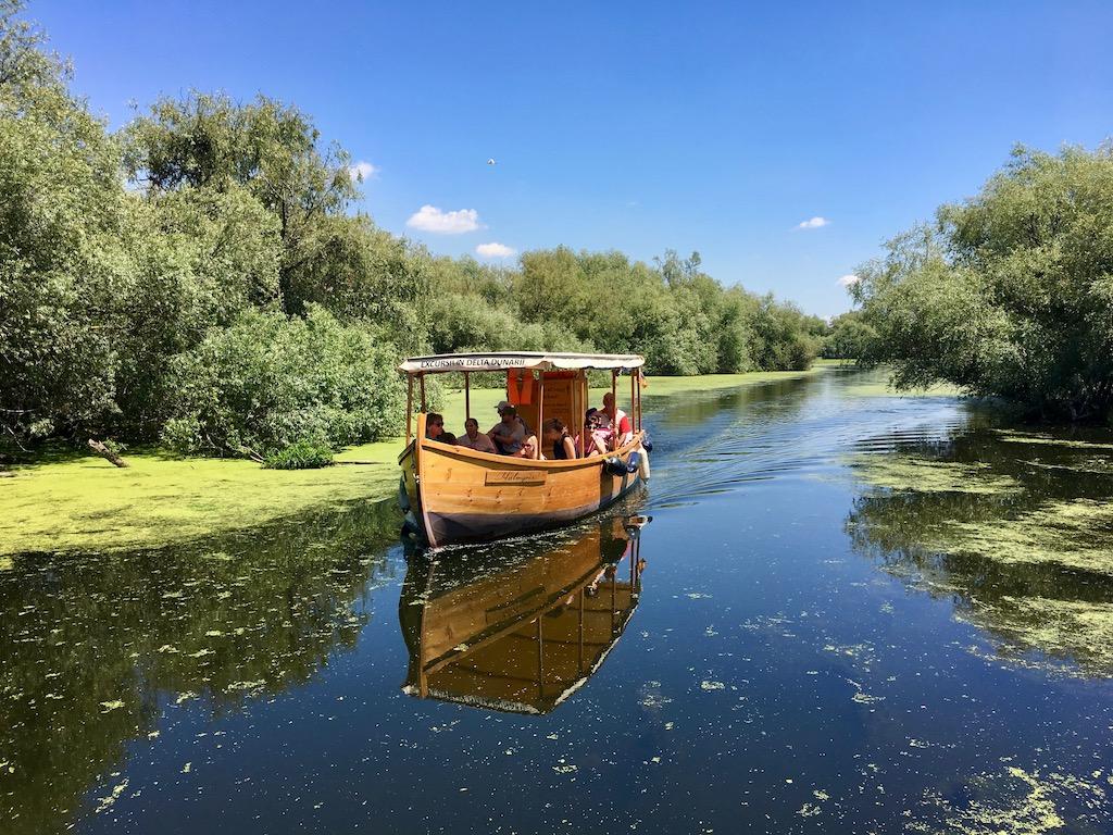 Naturparadies am Schwarzen Meer - Tour - Reise - Urlaub - Rumänien - Vögel - Naturschutzgebiet - Reiseführer - Tiere - Natur