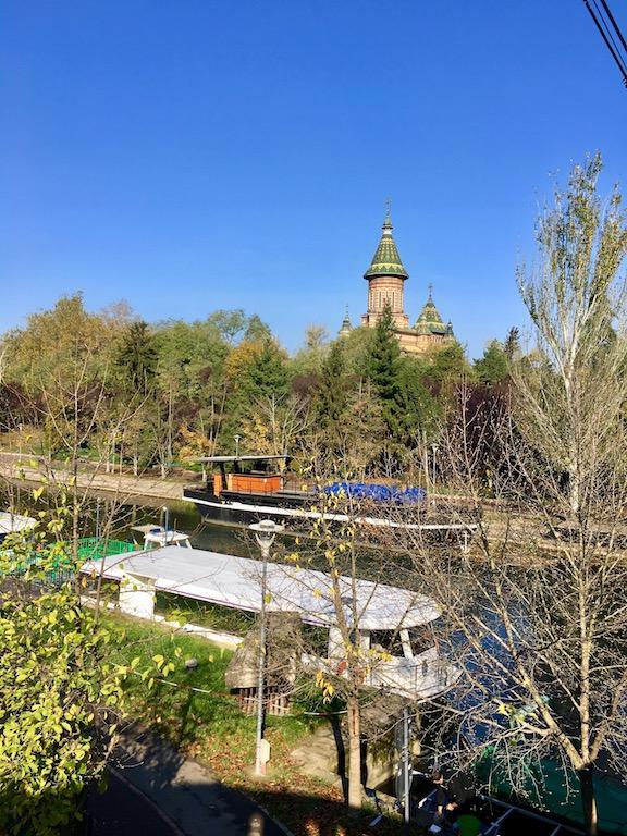 Rumänien - Reise - Urlaub - Osteuropa - Festivals - Kulturhauptstadt - Banat - Architektur - Stadtleben