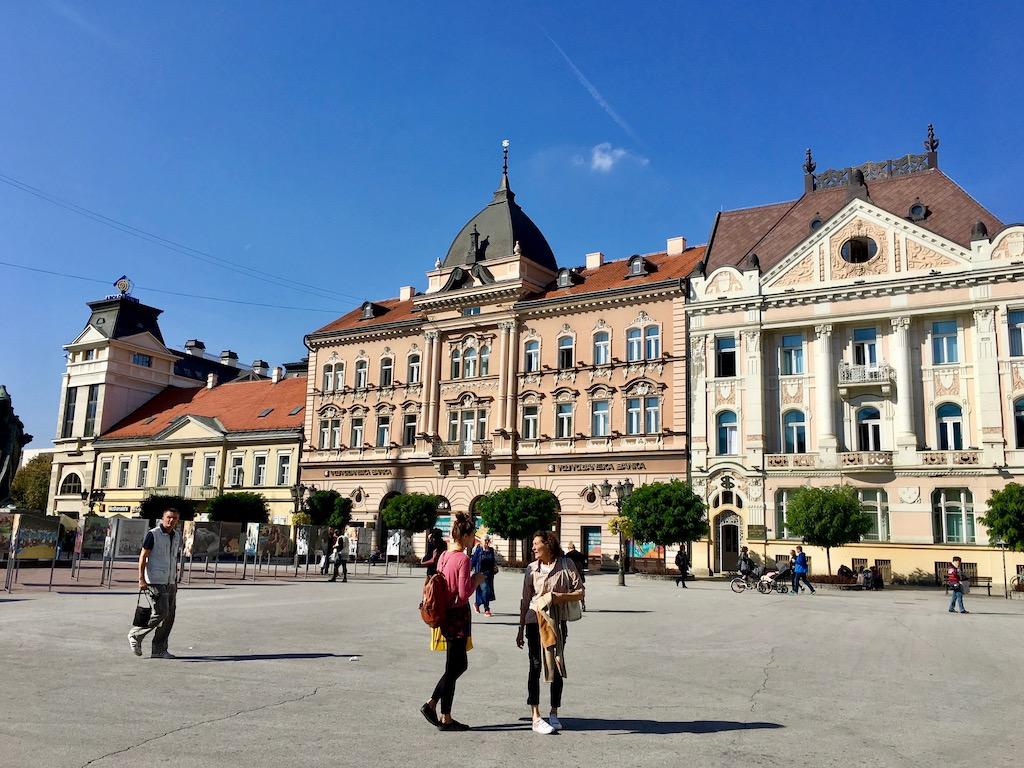 Reise - Urlaub - Städtereise - Städtetripp - Städteurlaub - Kultur - Architektur - Restaurants - Natur - Urlaub in Serbien - Urlaub in Osteuropa - Indvidualreise - Sehenswürdigkeiten - Urlaub in Europa - Kurzurlaub - Kurztripp - Urlaub in der Vojvodina