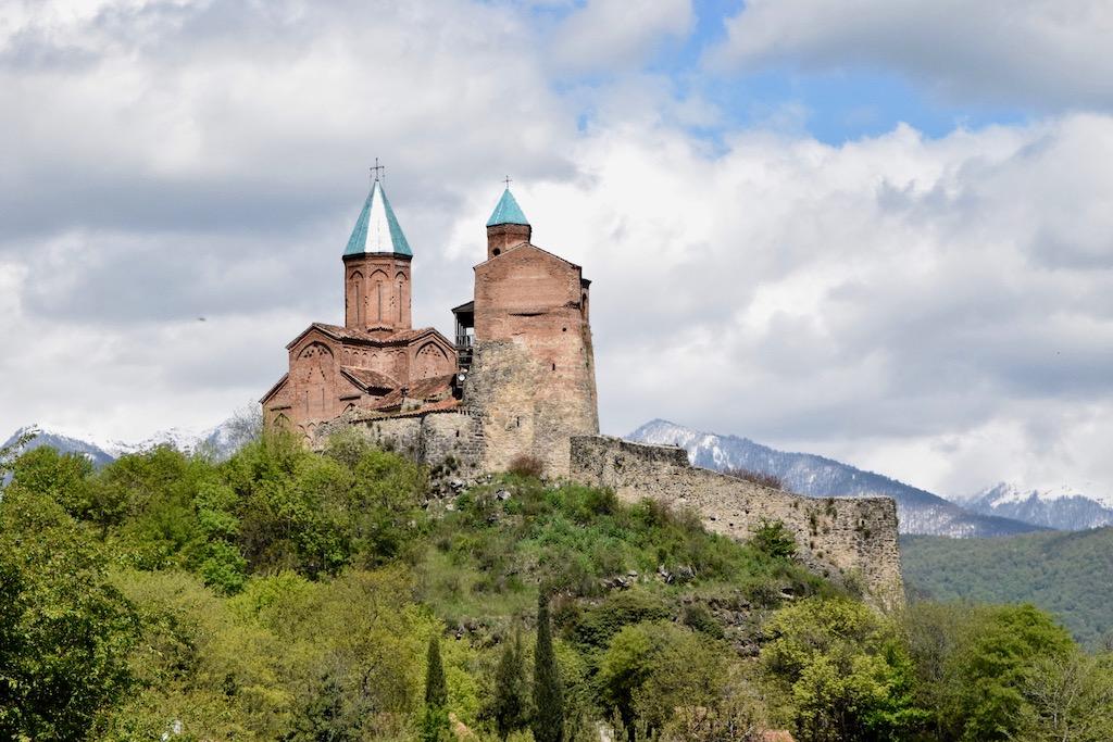 Festung Gremi in Kachetien 2