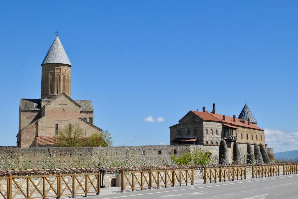 Kloster Alaverdi 1 - Kachetien