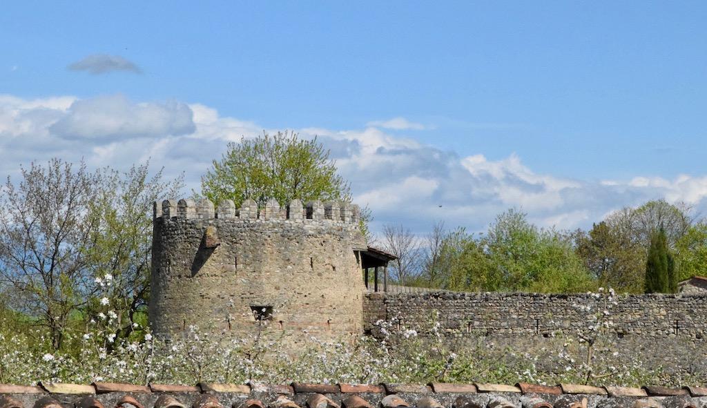 Kloster Alaverdi 2 - Kachetien