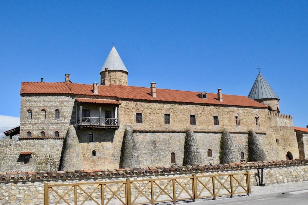 Kloster Alaverdi 3 - Kachetien