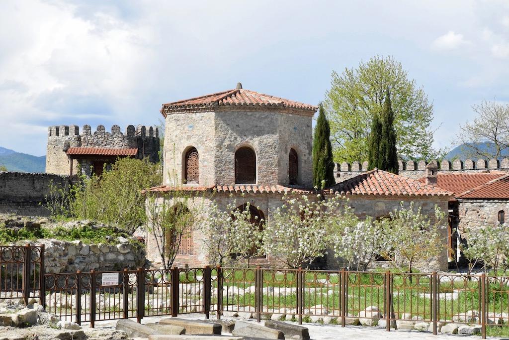 Kloster Alaverdi 4 - Kachetien
