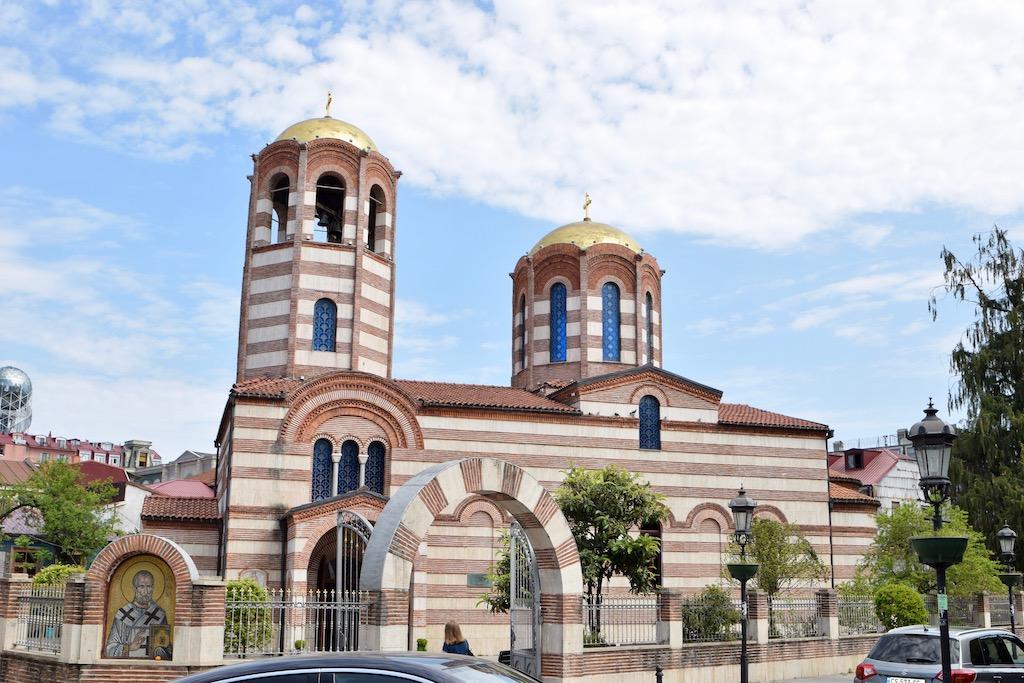 Kirche des Heiligen Nikolaus in Batumi 1 - Adscharien