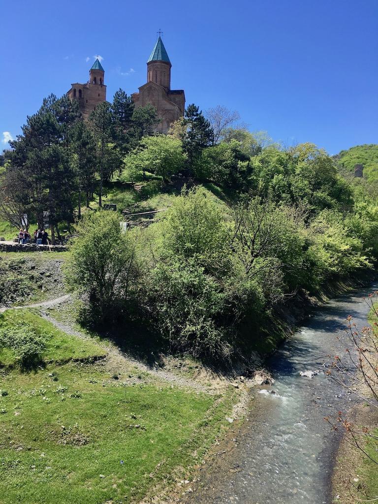 Festung Gremi in Kachetien 3