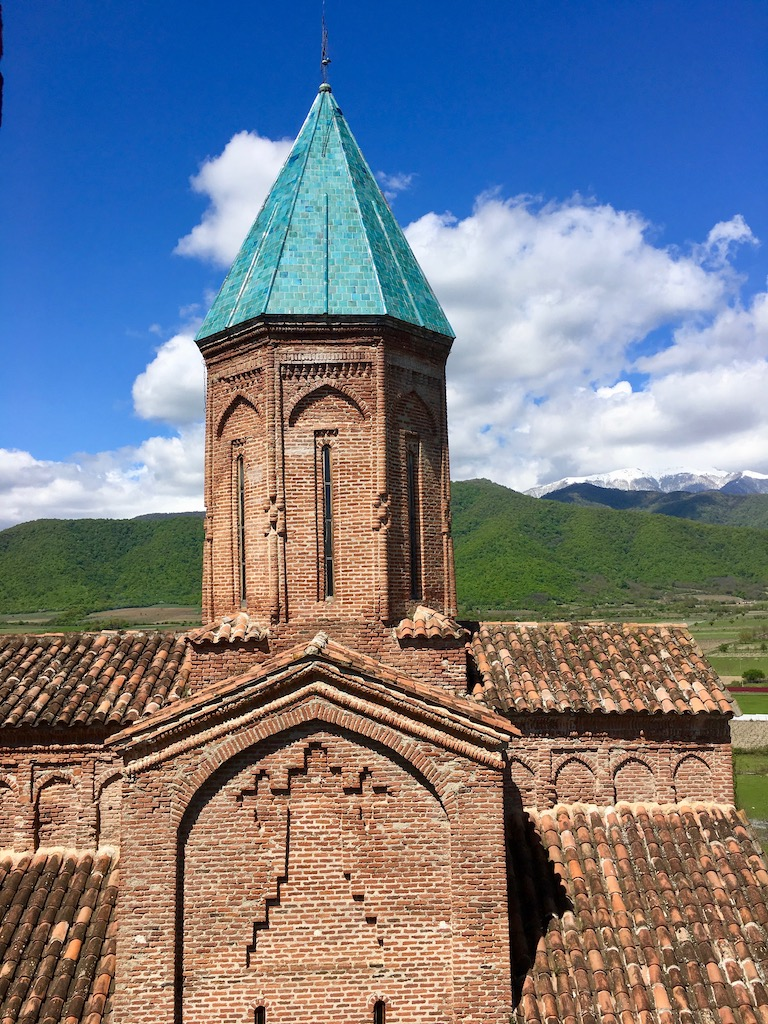 Festung Gremi in Kachetien 4