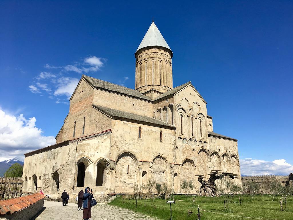 Kloster Alaverdi 5 - Kachetien
