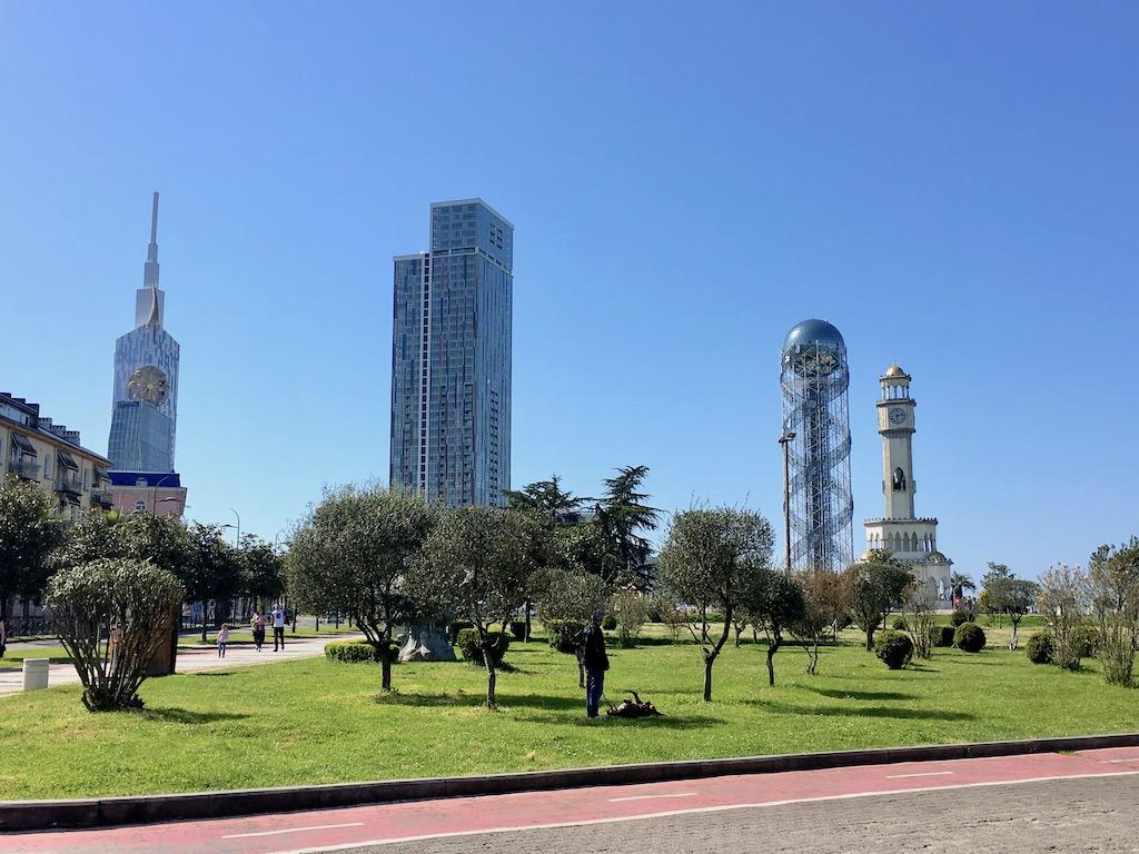 Skyline von Batumi 2 - Adscharien