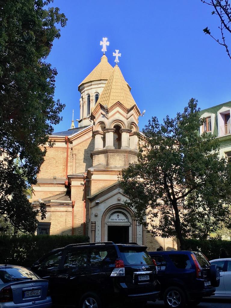 armenische Kirche in Batumi - Adscharien