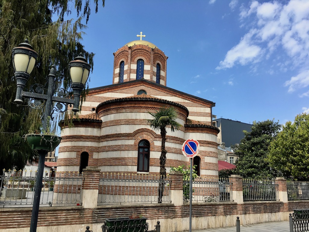 Kirche des Heiligen Nikolaus in Batumi 2 - Adscharien