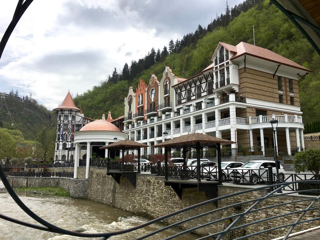 Borjomi 2 - Samzche-Dschawachetien