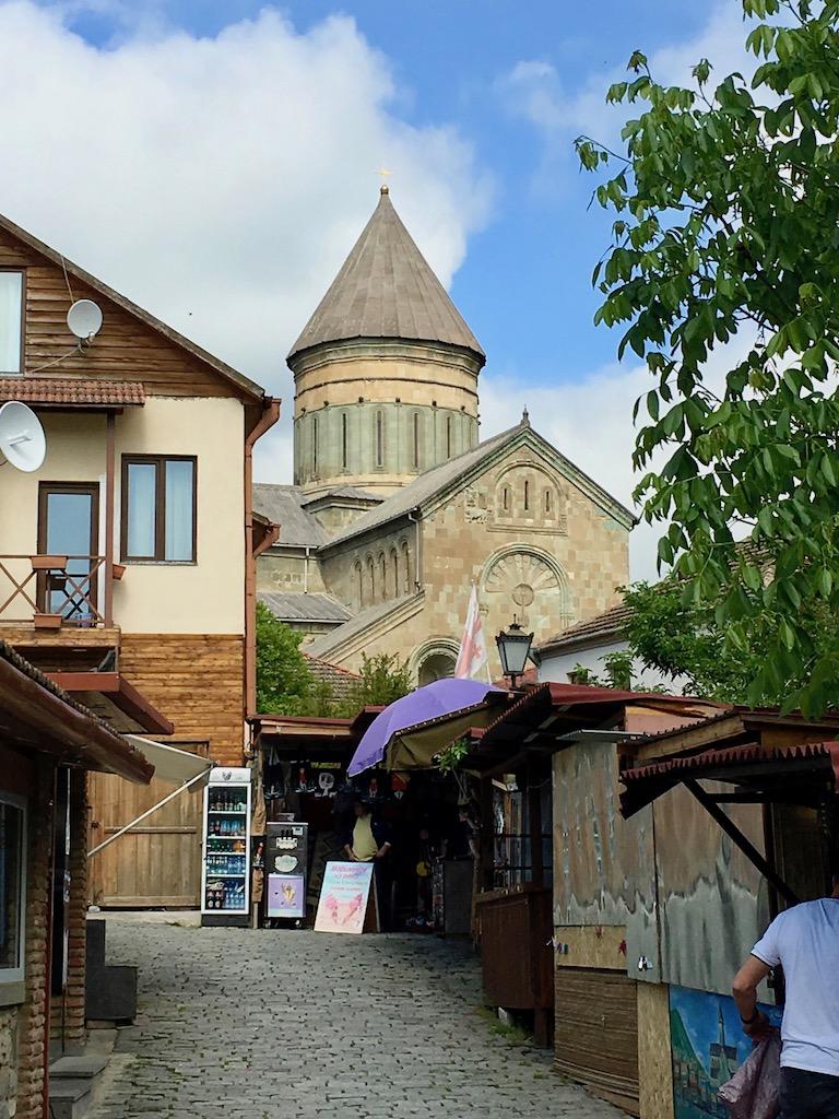 Mtskheta, die alte Hauptstadt Georgiens - Mtskheta-Mtianeti