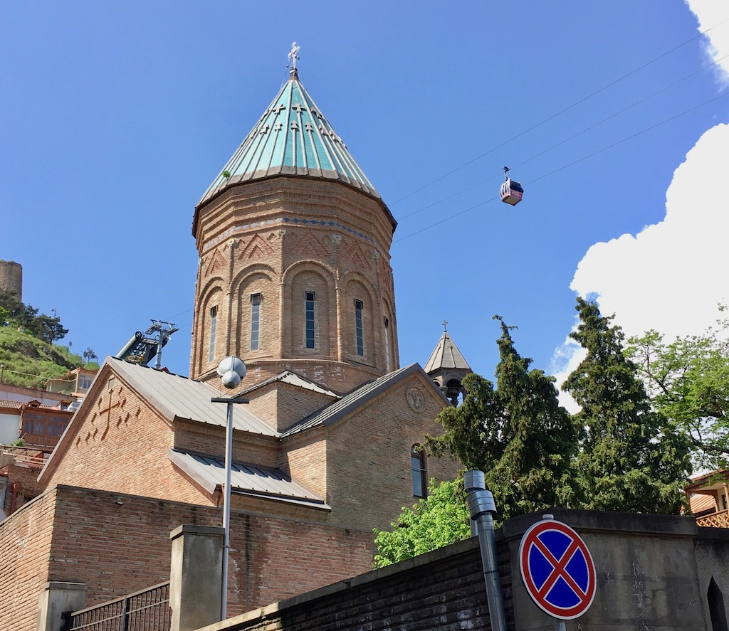 in der Altstadt von Tiflis - Kartli