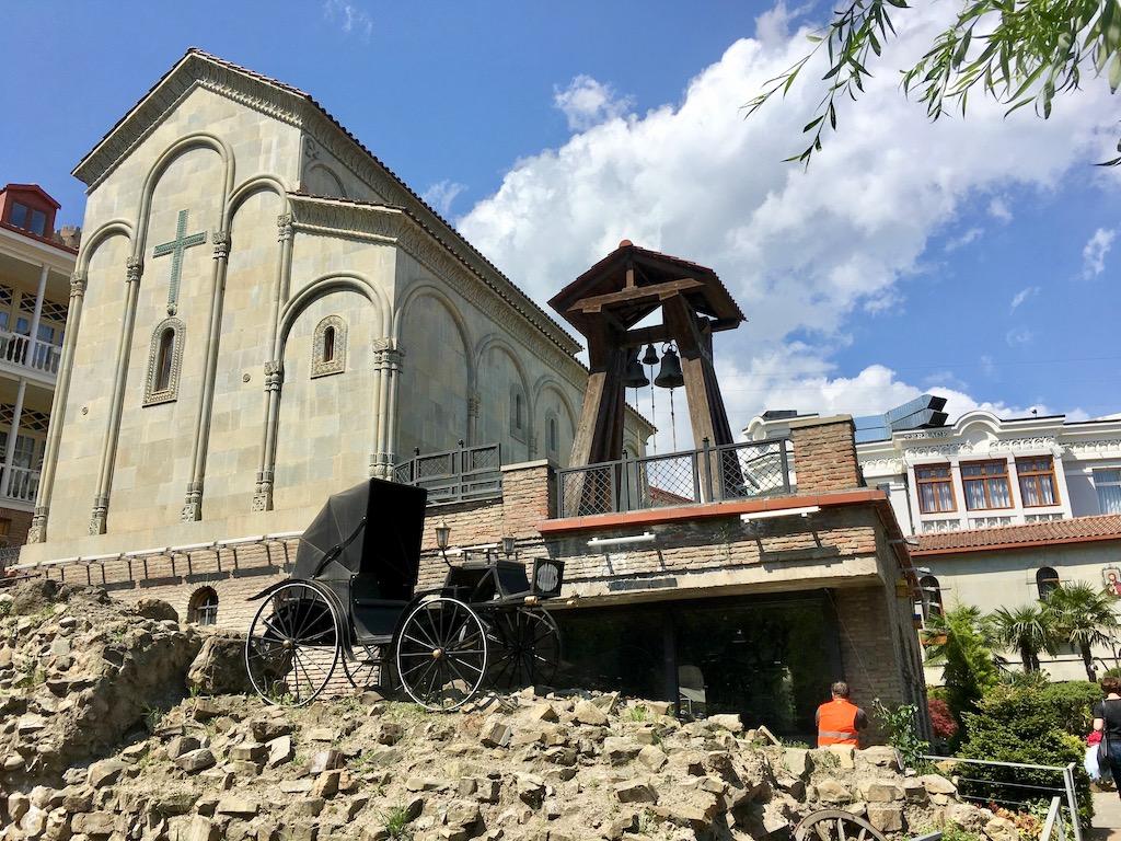 in der Altstadt von Tiflis 2 - Kartli