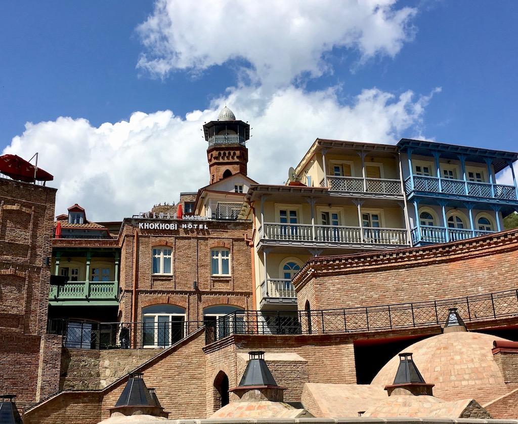 in der Altstadt von Tiflis 4 - Kartli