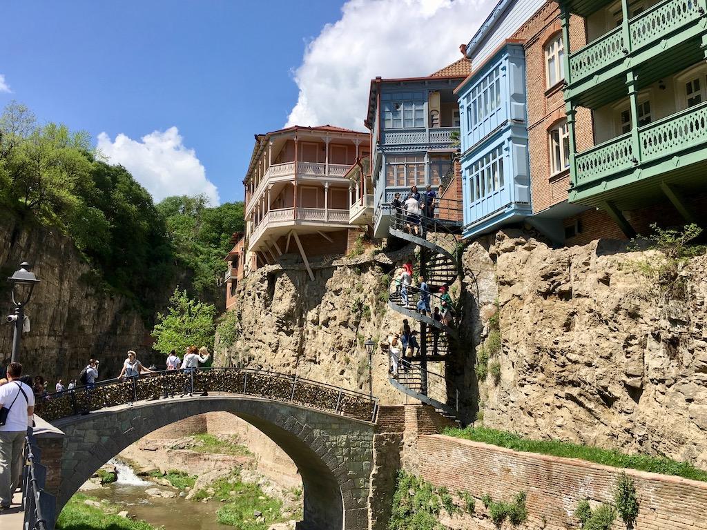 in der Altstadt von Tiflis 5 - Kartli