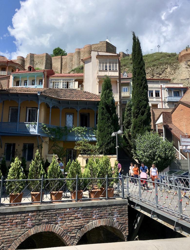 in der Altstadt von Tiflis 9 - Kartli