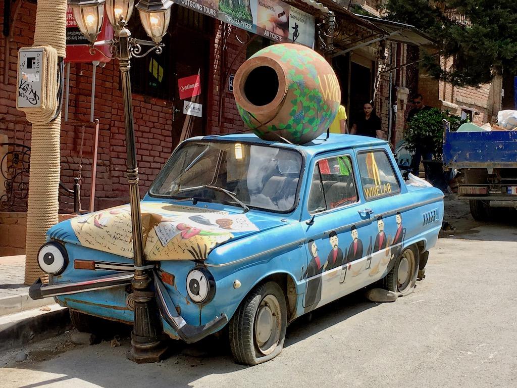 in der Altstadt von Tiflis 10 - Kartli