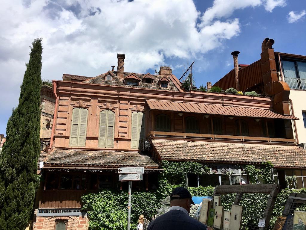in der Altstadt von Tiflis 11 - Kartli