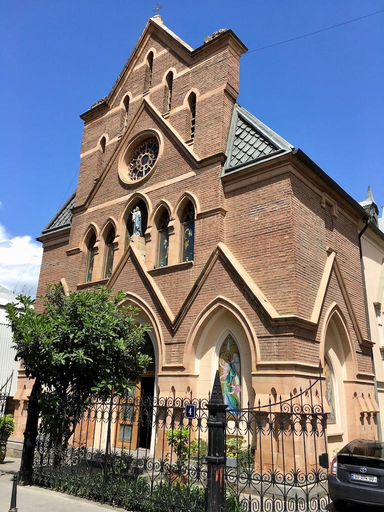 in der Altstadt von Tiflis 12 - Kartli