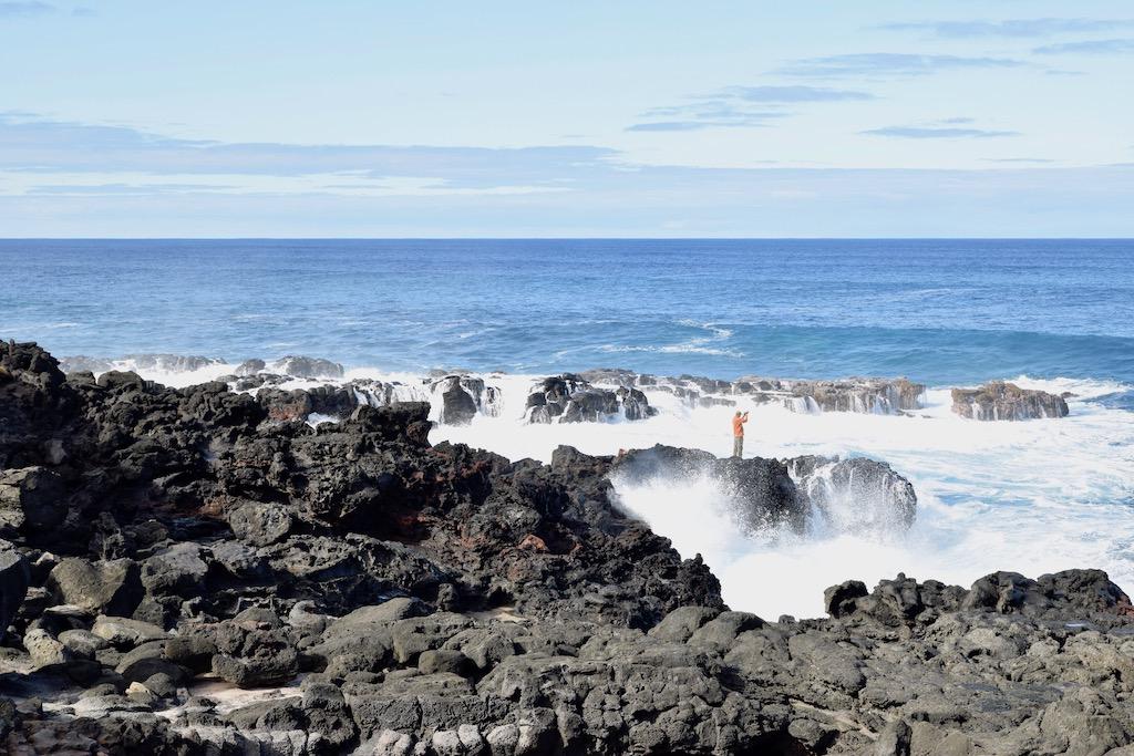 Natur - Urlaub in Chile - Urlaub auf der Osterinsel - Individualreise - Sehenswürdigkeiten - Urlaub in Südamerika - Landschaft - Sightseeing - Wandern - Aktivurlaub - Vulkane - Kultur - Küste - archäologische Stätten - Polynesien - Pazifik - Südsee