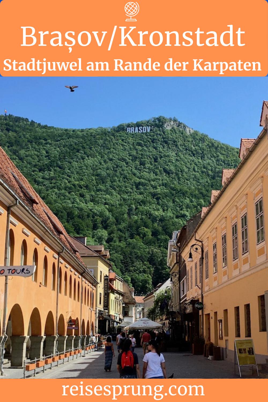 Rumänien - Reise - Urlaub - Osteuropa - Architektur - Stadtleben - Karpaten - Kirchenburgen - Sehenswürdigkeiten - Individualreise - Berge - Highlights - Sightseeing - Natur - Kultur - Dracula - Transsylvanien - Brasov - Kronstadt - Siebenbürgen