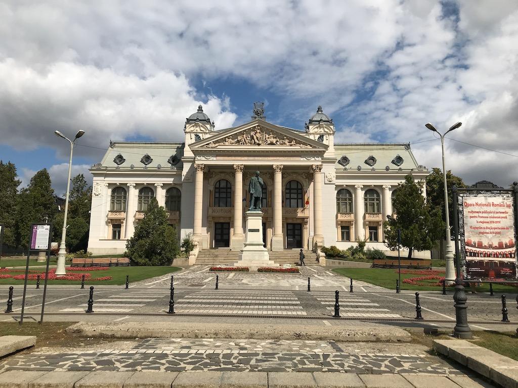 Nationaltheater, Iasi