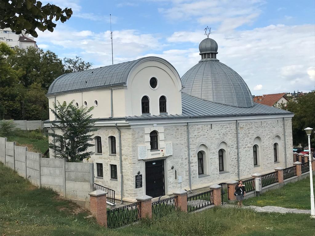 Synagoge, Iasi