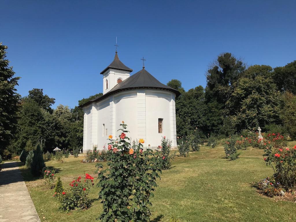 Kloster Miclăușeni