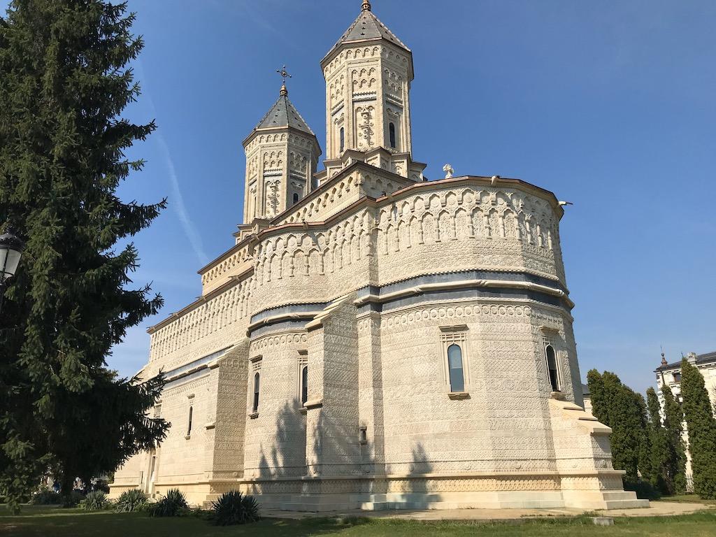 Kloster der heiligen drei Hierarchen, Iasi