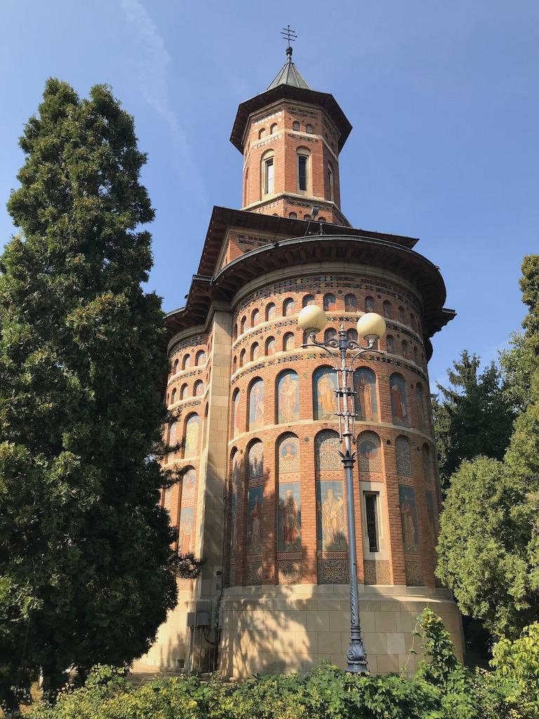 Biserica Sf. Nicolae Domnesc, Iasi