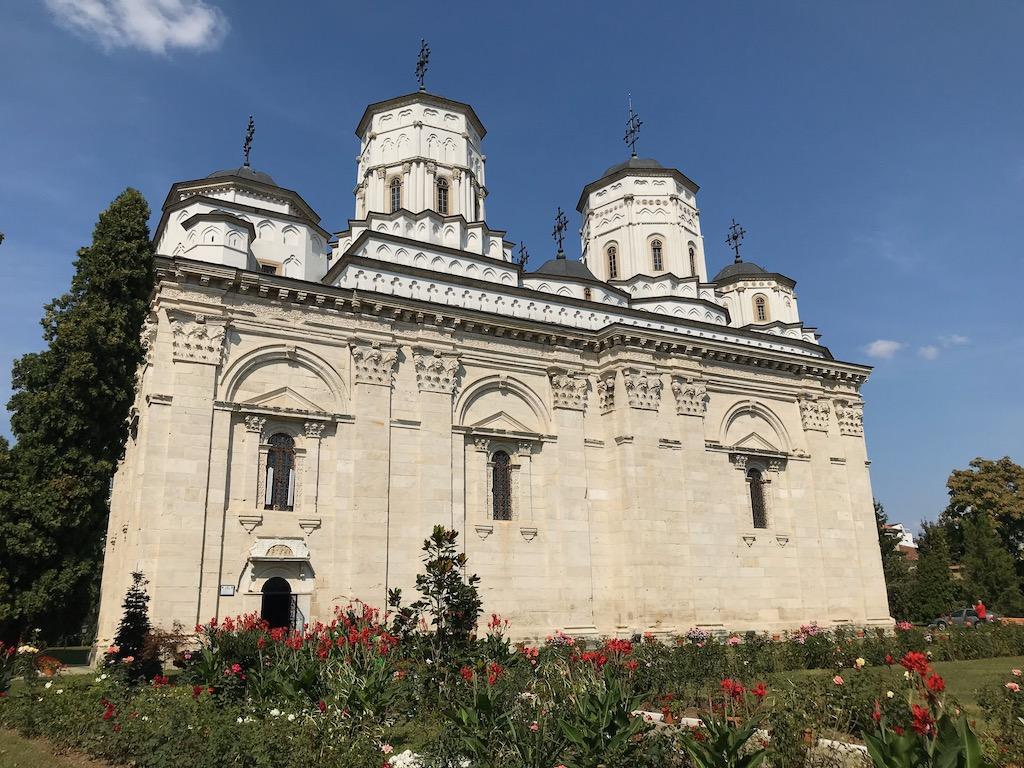 Kloster Golia, Iasi