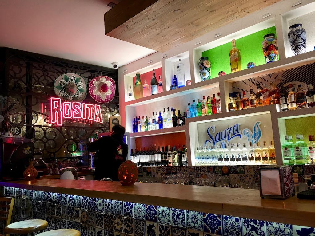 mexikanisches Restaurant Rosita