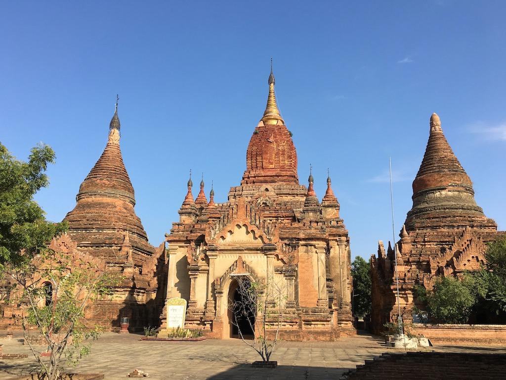 Myanmar - Burma - Birma - Reise - Urlaub - Tempel - Sehenswürdigkeiten - Hotel - Restaurants - Reiseziel im Winter - Individualreise - Südostasien - Reisetipps - Bagan - UNESCO-Welterbe - Reiseblog