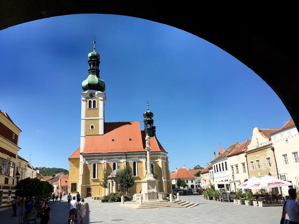 Ungarn – unterwegs im Westen des Landes