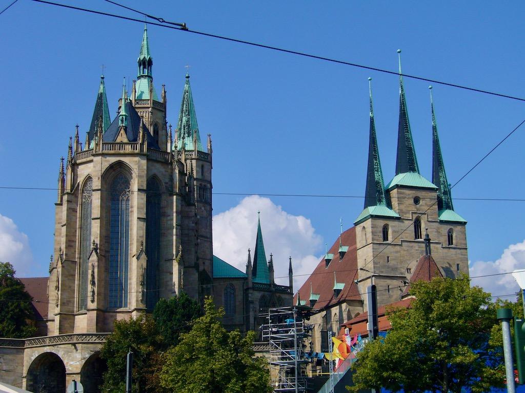 Erfurt – die schönste Stadt in Deutschland?