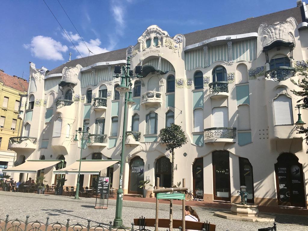 Jugendstilgebäude
