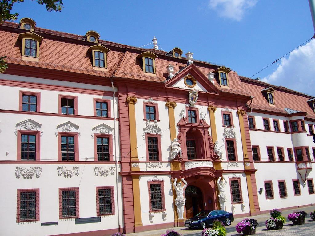 barockes Gebäude