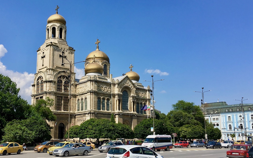 orthodoxe Kirche, Großstadt
