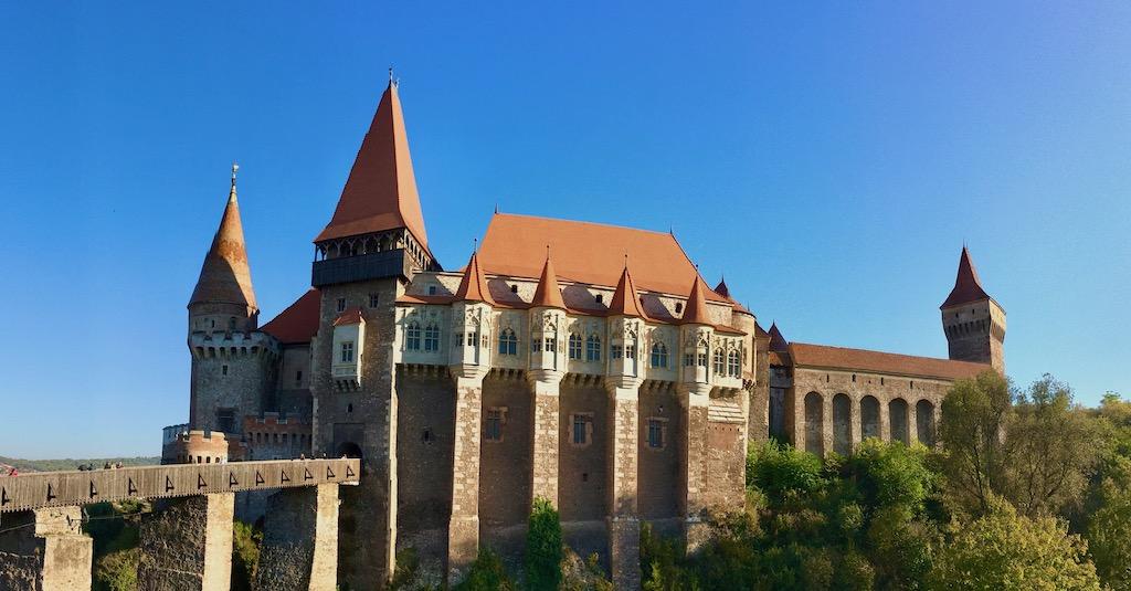 Burg Hunedoara Castelul Corvinilor