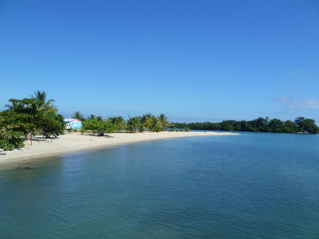 Bucht mit Strand