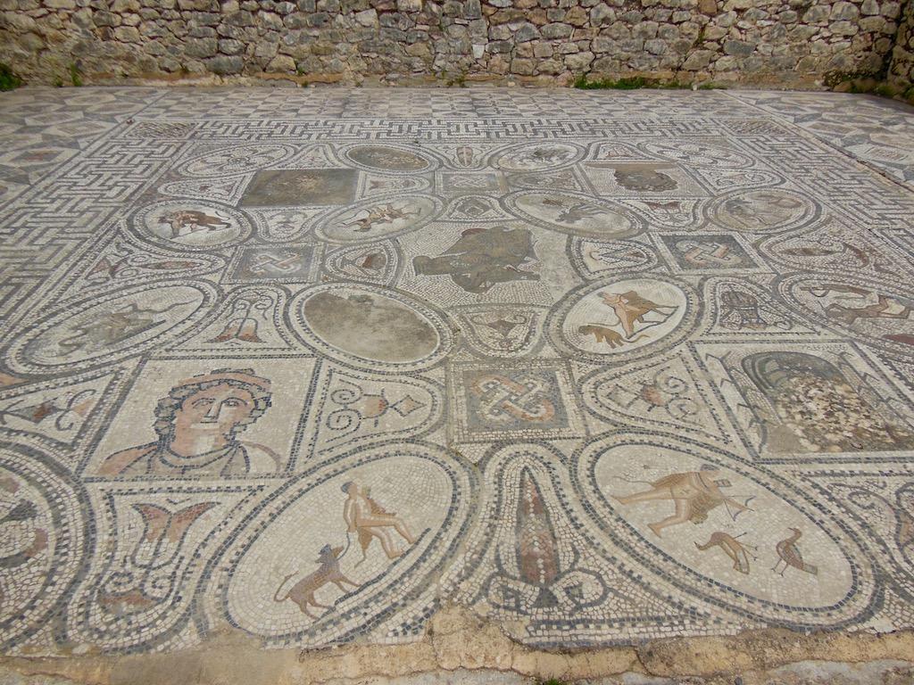 antike Mosaike