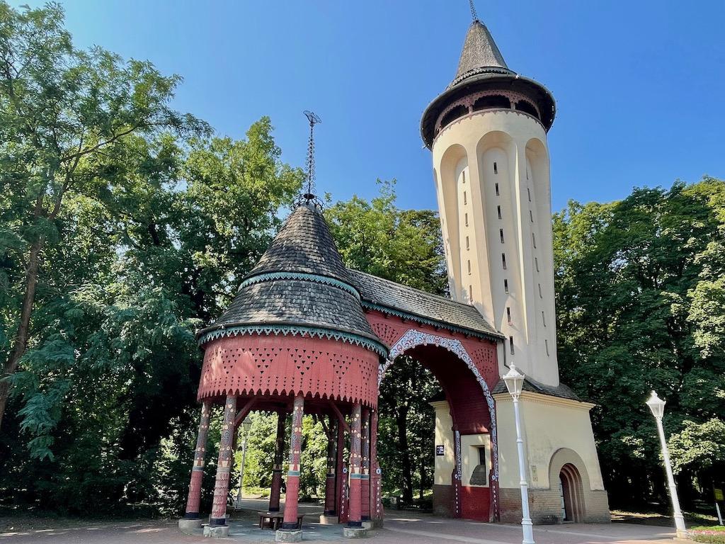Wasserturm Tor